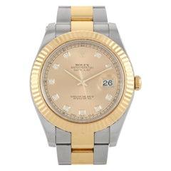 Rolex Datejust II Two-Tone Watch 116333