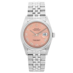 Rolex Datejust Men's Stainless Steel Automatic 16200