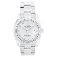 Rolex Datejust Men's Stainless Steel Watch 116234