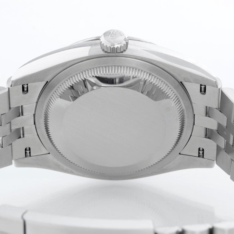 Rolex Datejust Men's Stainless Steel Watch 126234 For Sale 1