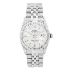 Rolex Datejust Men's Stainless Steel Watch 16014