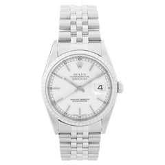 Rolex Datejust Men's Stainless Steel Watch 16220