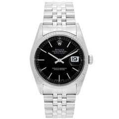 Rolex Datejust Men's Stainless Steel Watch 16234