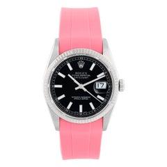 Rolex Datejust Men's Stainless Steel Watch 16234