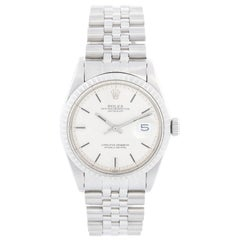 Rolex Datejust Men's Steel Automatic Winding Watch 1603