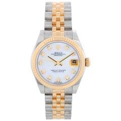 Rolex Datejust Midsize 2-Tone Watch 178273