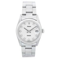 Rolex Datejust Midsize Jubilee Dial Steel Watch 178274