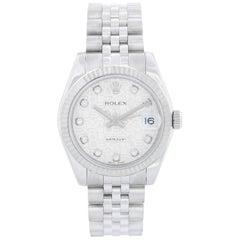 Rolex Datejust Midsize Men's or Ladies Steel Watch 178274