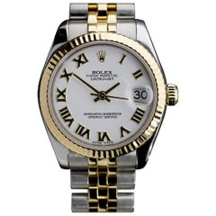 Rolex Datejust Mixed Metals Watch 178273