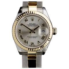 Rolex Datejust Mixed Metals Watch 279173