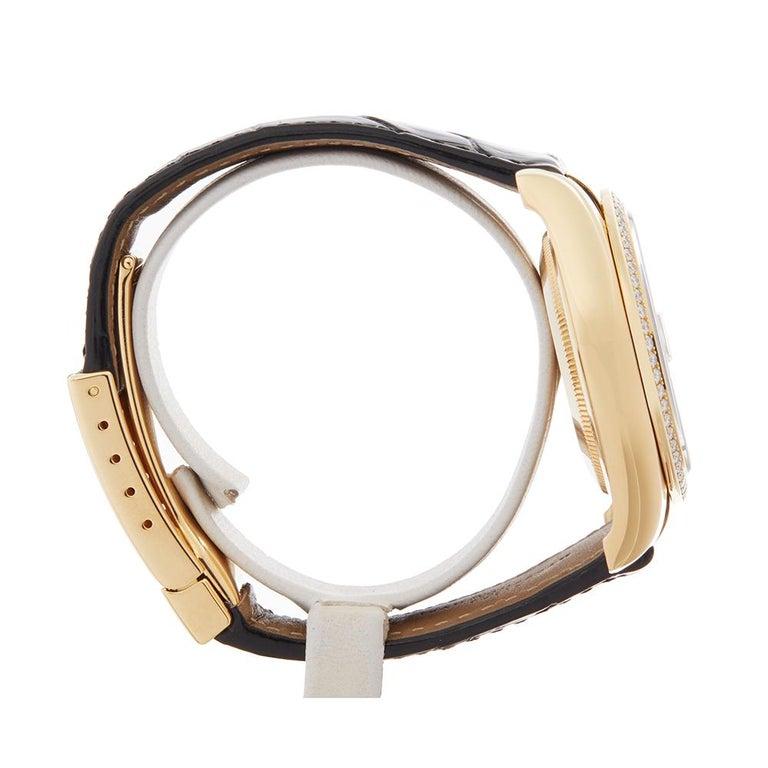Rolex Datejust Mother-of-Pearl Diamonds Unisex 116188 Watch 1