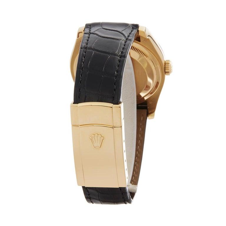 Rolex Datejust Mother-of-Pearl Diamonds Unisex 116188 Watch 2