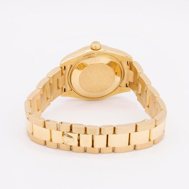 Women's or Men's Rolex Datejust Ref. 178238 For Sale