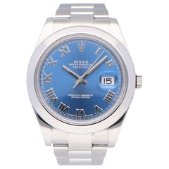 Rolex Datejust Stainless Steel 116300 Watch
