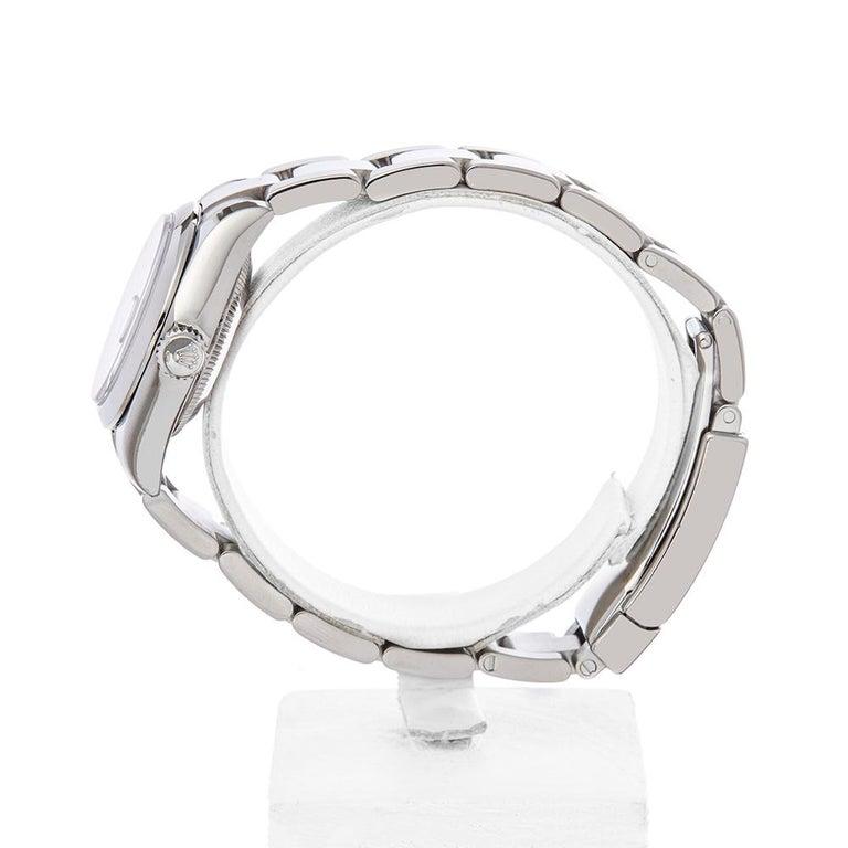 Women's Rolex Datejust Stainless Steel Ladies 179160
