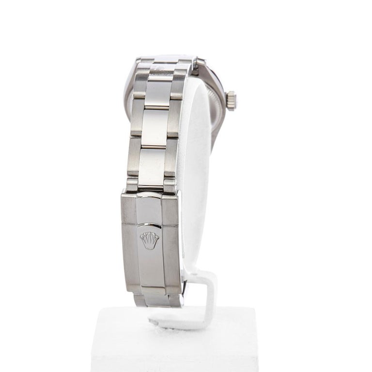 Rolex Datejust Stainless Steel Ladies 179160 2