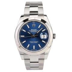 Rolex Datejust Stainless Steel Men's Watch m126300-0001