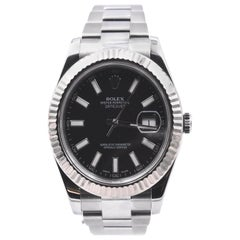Rolex Datejust Stainless Steel Watch Ref. 126300