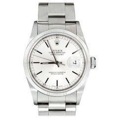 Rolex Datejust Stainless Steel Watch Rolex