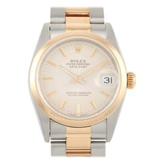 Rolex Datejust Two-Tone Watch 68243