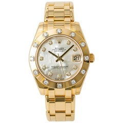 Rolex Datejust Unkown, Certified and Warranty