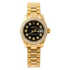 Rolex Datejust 17160, Dial Certified Authentic