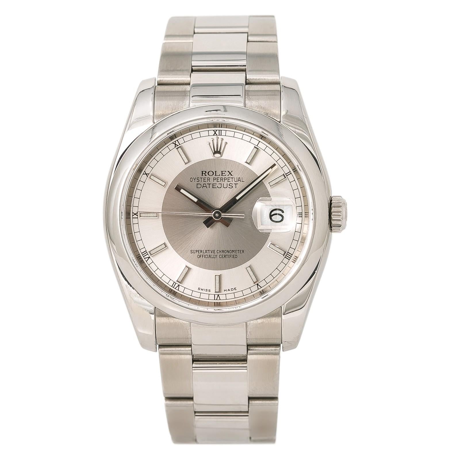Rolex Datejust6600, Dial Certified Authentic
