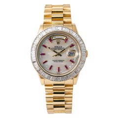 Rolex Day-Date 118208, Case, Certified and Warranty