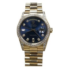Rolex Day-Date 118338, Certified and Warranty