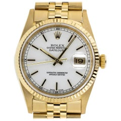 Rolex Day-Date 118395, Black Dial, Certified and Warranty
