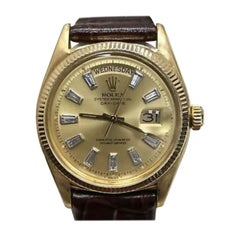 Rolex Day-Date 18238, Certified and Warranty