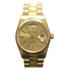 Rolex Day-Date 18248, Certified and Warranty