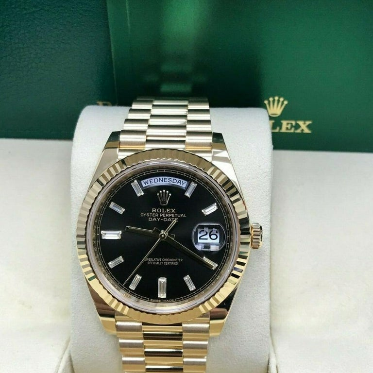 Rolex Day-Date Reference #:228238. __MISSING__. Verified and Certified by WatchFacts. 1 year warranty offered by WatchFacts.