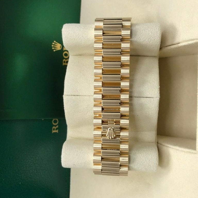 Women's Rolex Day-Date 228238, Certified and Warranty
