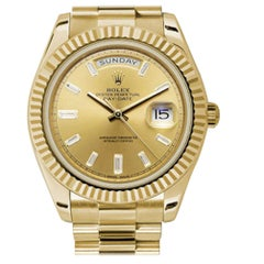 Rolex Day-Date 228238, Case, Certified and Warranty