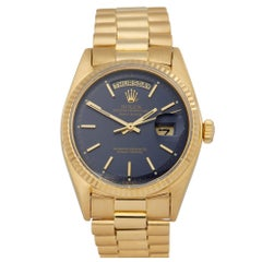 Rolex Day-Date 36 1803 Unisex Yellow Gold Watch