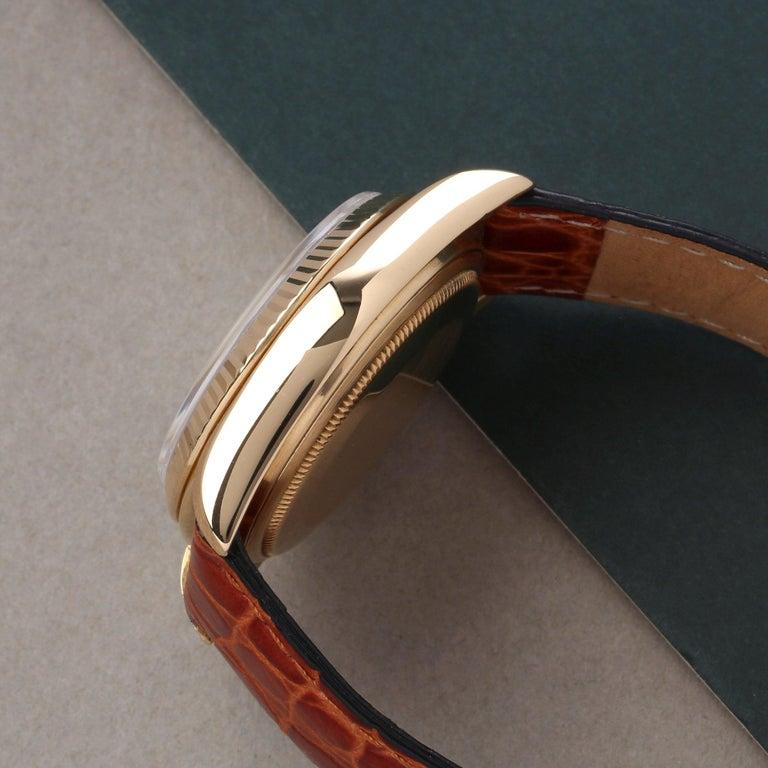 Rolex Day-Date 36 18038 Men's Yellow Gold Watch 1
