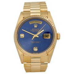 Rolex Day-Date 36 18238 Unisex Yellow Gold Watch