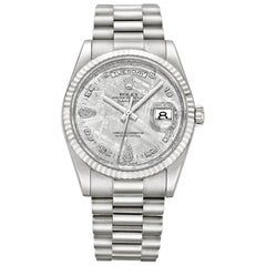 Rolex Day-Date 36 White Gold '118239'