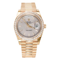 Rolex Day-Date 40 Yellow Gold '228348RBR'