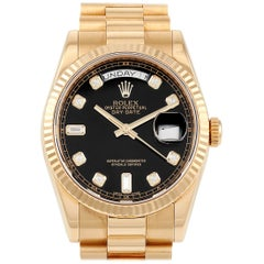 Rolex Day-Date President Khanjar Watch 118238