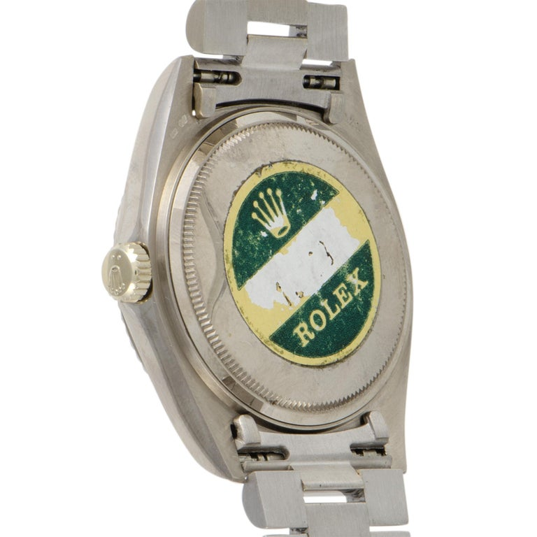 Men's Rolex Day-Date SNAS Aviation Watch 18039 For Sale