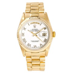 Rolex Day-Date13920, Dial Certified Authentic