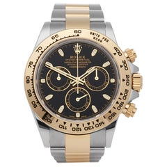 Rolex Daytona 0 116503 Men Stainless Steel and Yellow Gold Cosmograph Watch