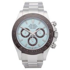 Rolex Daytona 0 116506 Men's Platinum 0 Watch