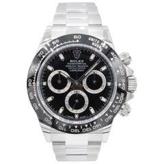 Rolex Daytona 116500, Case, Certified and Warranty