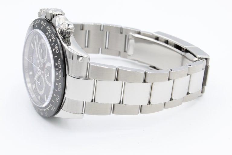 Men's Rolex Daytona 116500, Case, Certified and Warranty For Sale