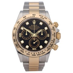 Rolex Daytona 116503 Men's Stainless Steel and Yellow Gold Cosmograph Watch