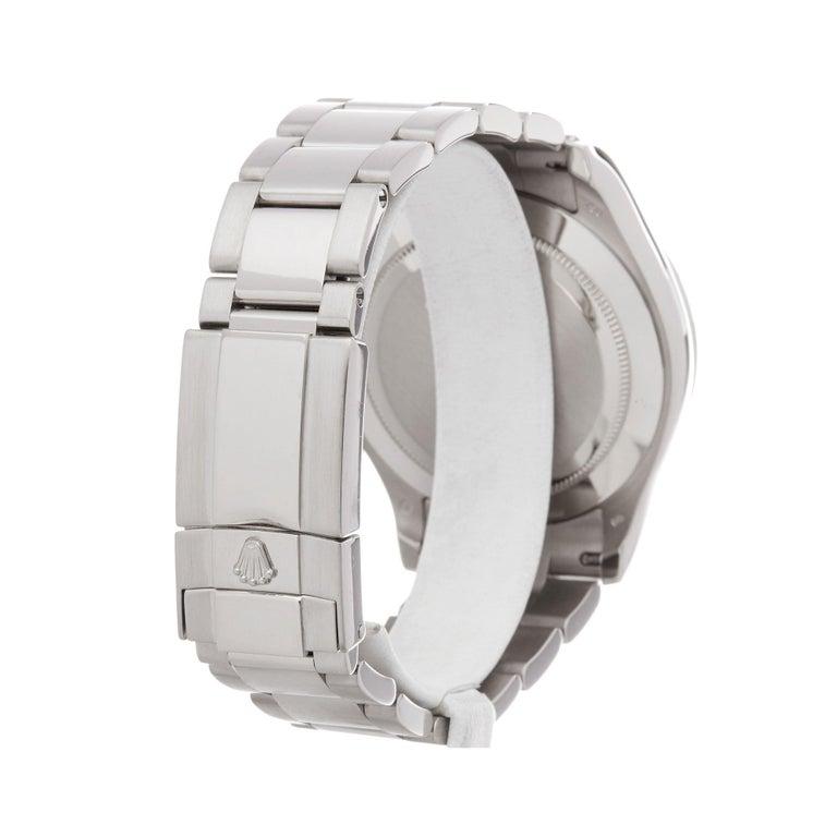 Rolex Daytona 116509 Men's White Gold Chronograph Watch 2
