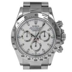 Rolex Daytona 116520, Millimeters Black Dial, Certified and Warranty